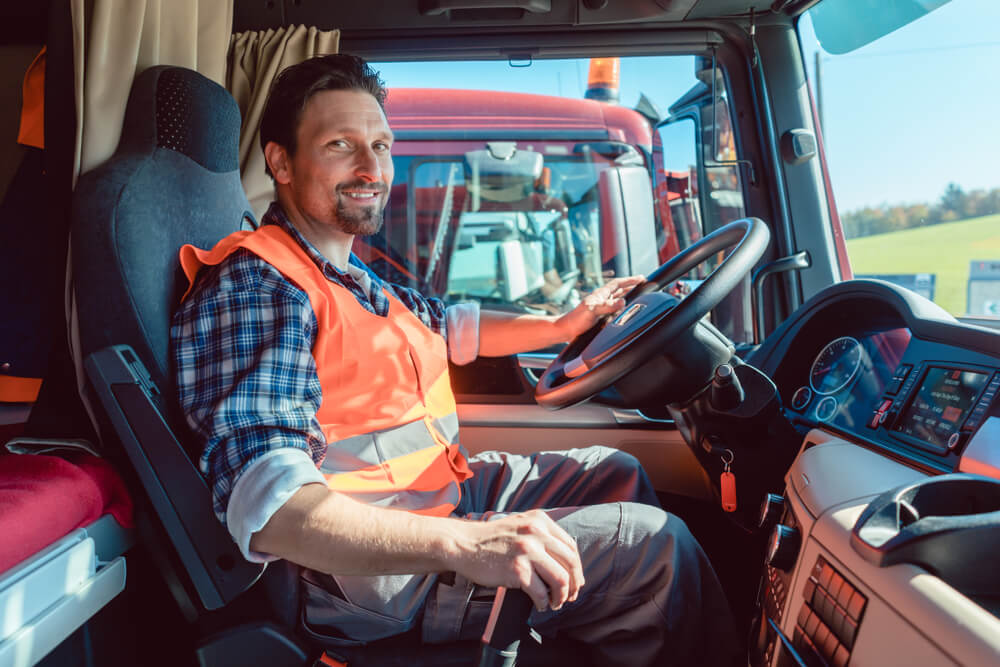 Commercial drivers suffer injuries from repetitive work